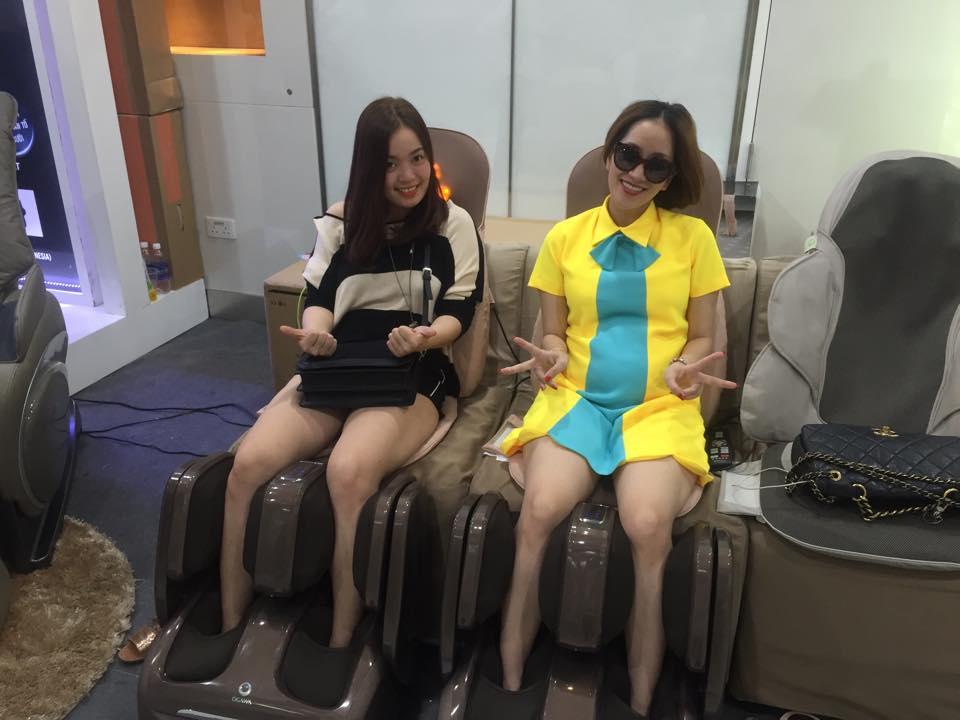 Khánh Thi rạng rỡ khoe bụng bầu sau scandal tình cảm với Phan Hiển 2