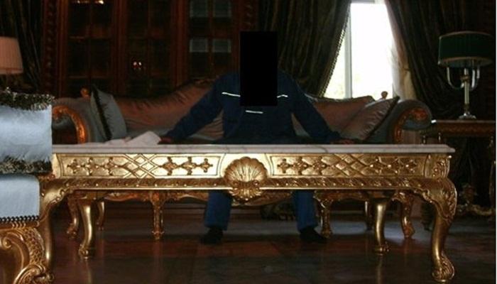 Lại lộ ảnh dinh thự tin đồn bí mật của Tổng thống Putin 9