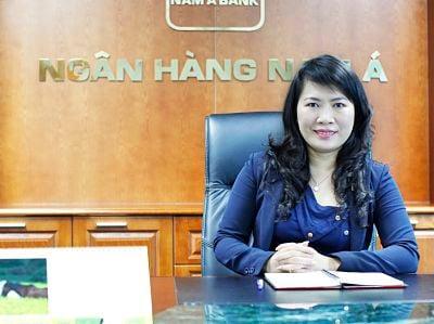 Hình ảnh Chân dung tân nữ tướng 36 tuổi quyền lực của Ngân hàng Nam Á số 2