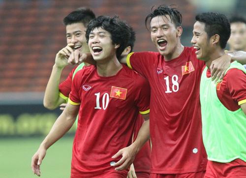 U23 Việt Nam được thưởng bao nhiêu khi vào VCK U23 châu Á? 1