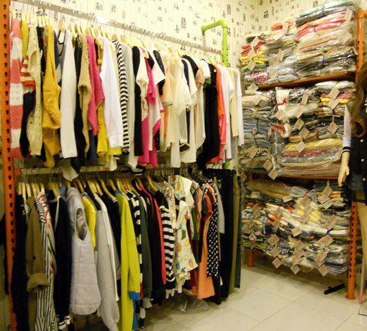 Bí kíp khai thác nguồn hàng quần áo cho shop online 1