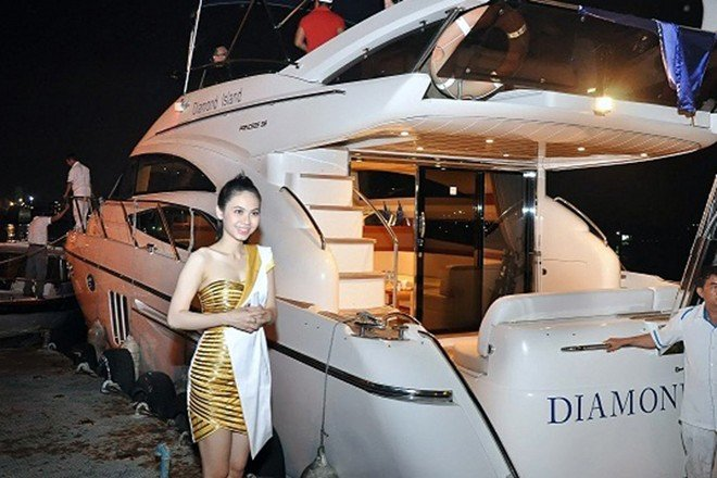 Siêu du thuyền 100 tỉ nhà chồng Hà Tăng 'đọ' với loạt đại gia Việt 7