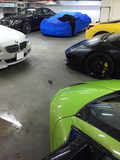 Điểm danh những đại gia sở hữu bộ sưu tập siêu xe khủng nhất VN 1