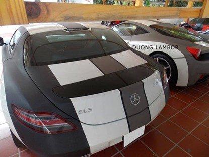 Điểm danh những đại gia sở hữu bộ sưu tập siêu xe khủng nhất VN 3