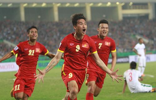 Đội tuyển Việt Nam tăng bậc trên BXH FIFA, gần lọt Top 10 mạnh nhất châu Á 1