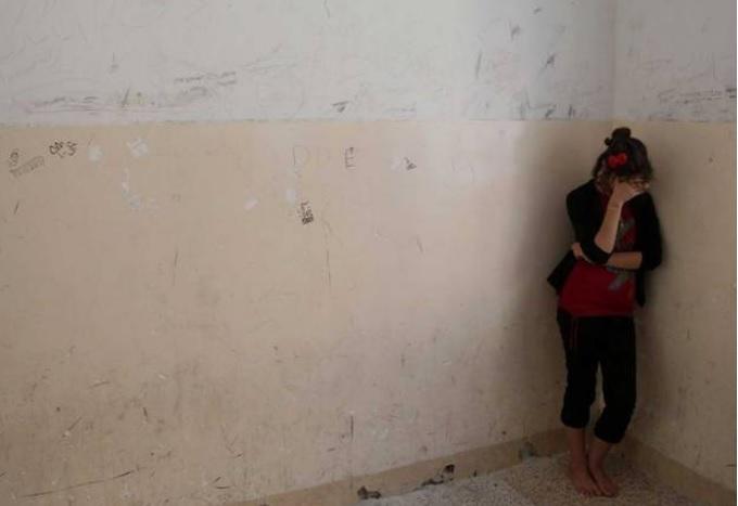 IS công khai hãm hiếp tập thể các nô lệ tình dục người Yazidi 1