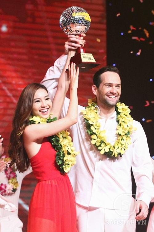 Lan Ngọc và hành trình chiến thắng thuyết phục ở Bước nhảy hoàn vũ 2015 6