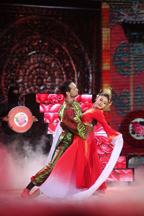 Lan Ngọc và hành trình chiến thắng thuyết phục ở Bước nhảy hoàn vũ 2015 17