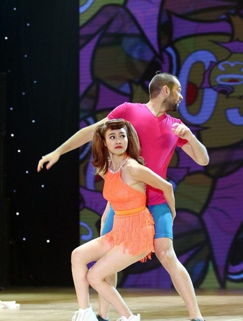 Lan Ngọc và hành trình chiến thắng thuyết phục ở Bước nhảy hoàn vũ 2015 7
