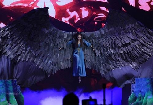 Lan Ngọc và hành trình chiến thắng thuyết phục ở Bước nhảy hoàn vũ 2015 10