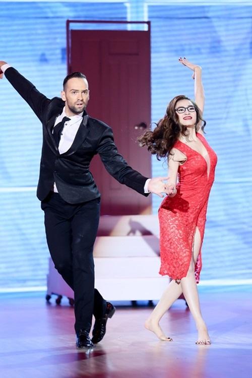 Lan Ngọc và hành trình chiến thắng thuyết phục ở Bước nhảy hoàn vũ 2015 11