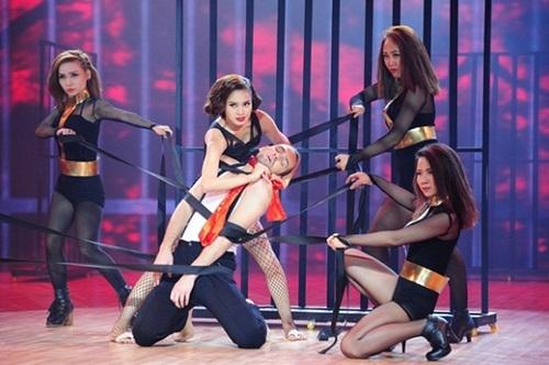 Lan Ngọc và hành trình chiến thắng thuyết phục ở Bước nhảy hoàn vũ 2015 12