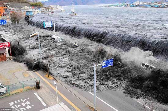 Nhật Bản sắp xảy ra một trận đại hồng thủy? 3