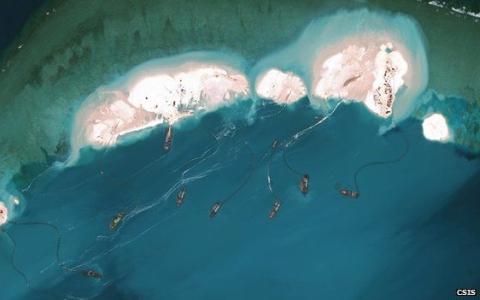 Trung Quốc phản bác chỉ trích của Tổng thống Obama về Biển Đông 3