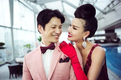 Bí mật sau hôn nhân của Dustin Nguyễn và Bebe Phạm 2