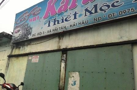 Khởi tố đối tượng giết 3 bà cháu ở Nam Định 1