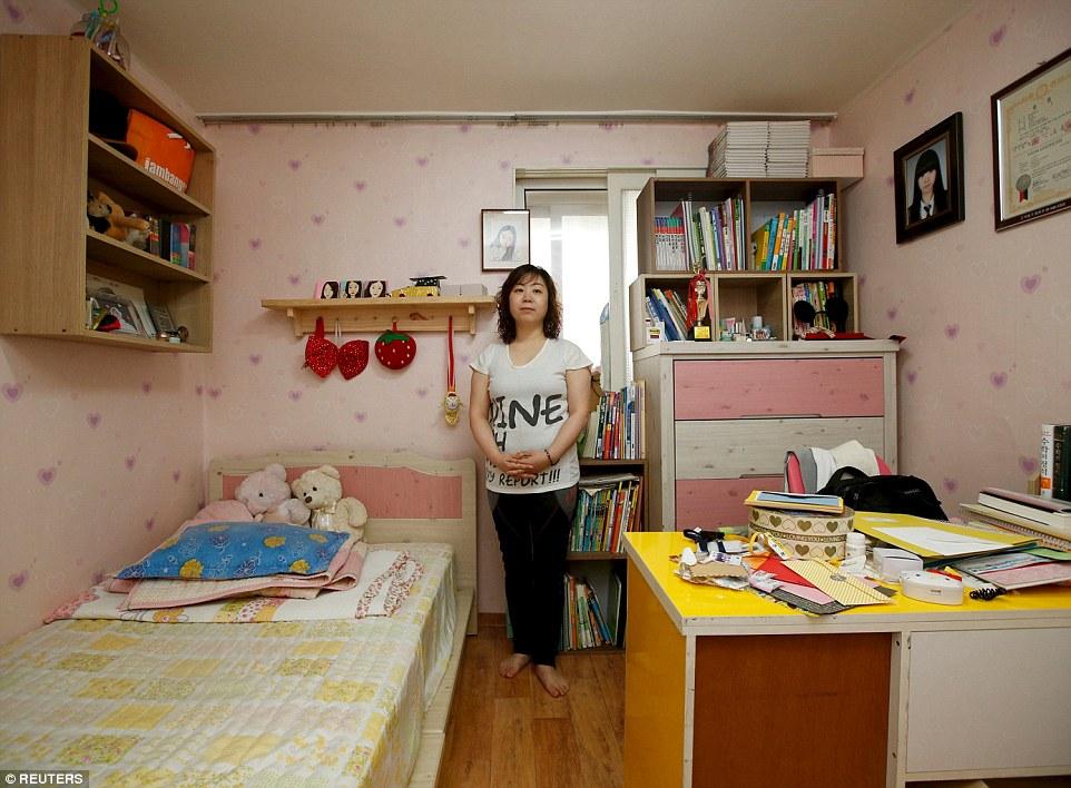 Thảm họa chìm phà Sewol: Những phòng ngủ lạnh người của nạn nhân 13