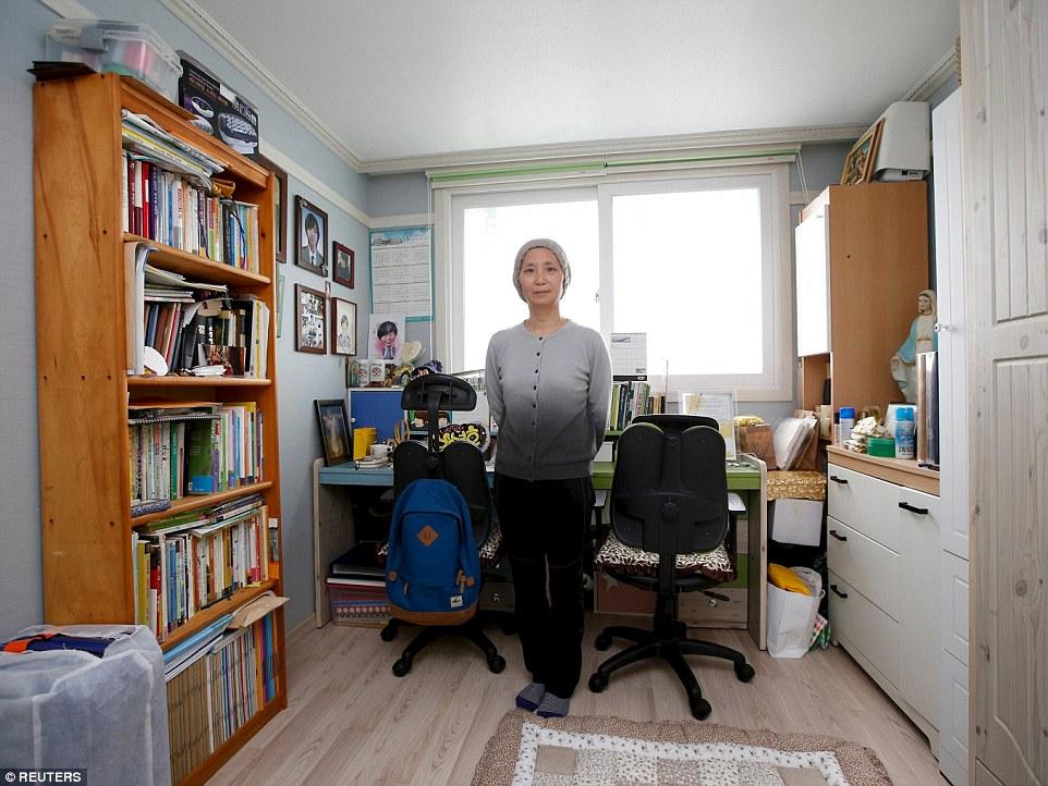 Thảm họa chìm phà Sewol: Những phòng ngủ lạnh người của nạn nhân 14