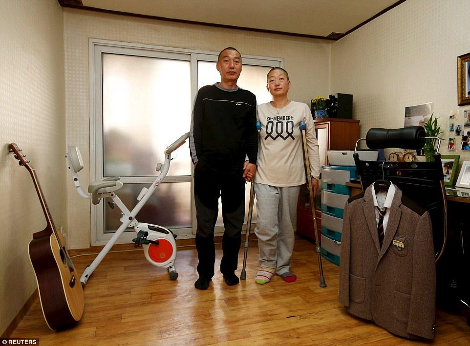 Thảm họa chìm phà Sewol: Những phòng ngủ lạnh người của nạn nhân 15