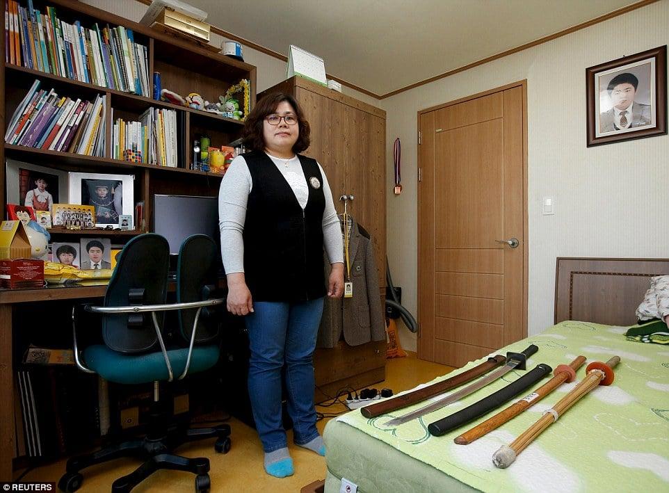 Thảm họa chìm phà Sewol: Những phòng ngủ lạnh người của nạn nhân 17