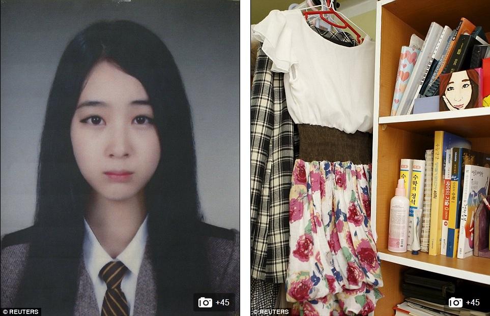 Thảm họa chìm phà Sewol: Những phòng ngủ lạnh người của nạn nhân 4