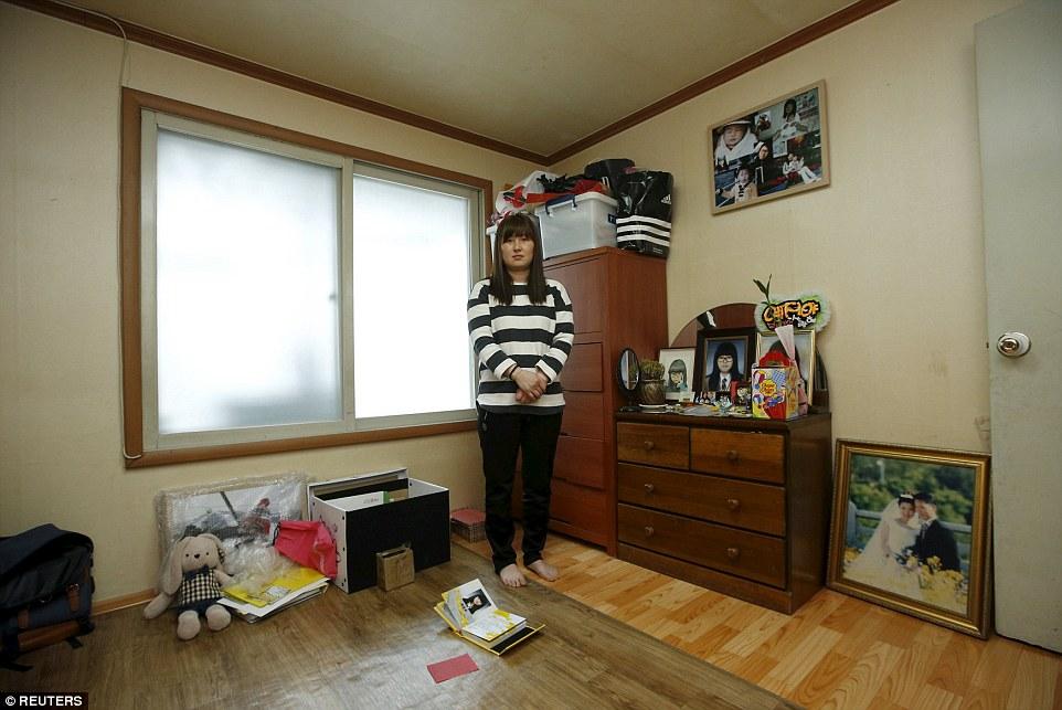 Thảm họa chìm phà Sewol: Những phòng ngủ lạnh người của nạn nhân 5