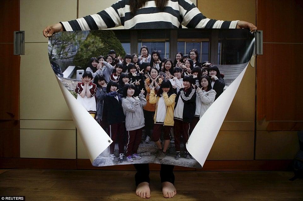 Thảm họa chìm phà Sewol: Những phòng ngủ lạnh người của nạn nhân 6