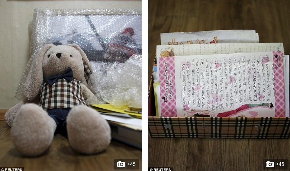 Thảm họa chìm phà Sewol: Những phòng ngủ lạnh người của nạn nhân 7