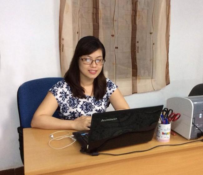 Cô chủ 8x khởi nghiệp thành công shop online với 2 triệu đồng 1