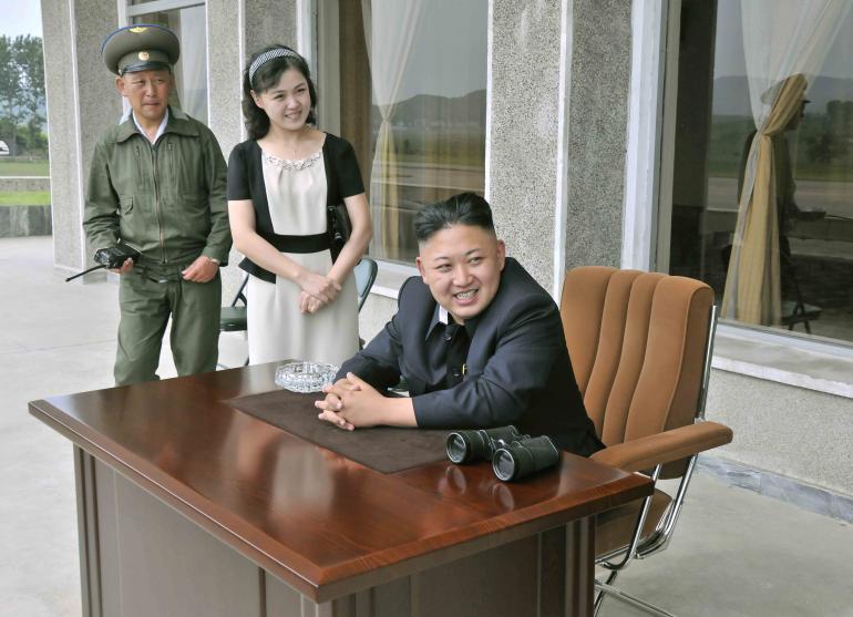 Vợ Kim Jong-un tái xuất sau gần nửa năm vắng bóng 1