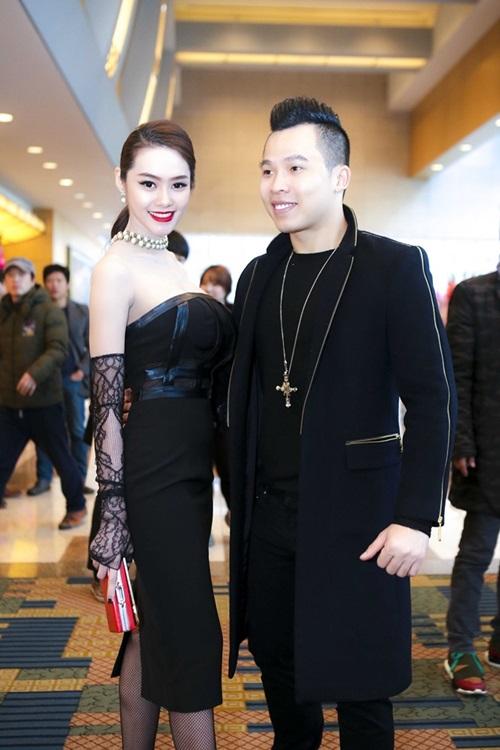 Linh Chi phủ nhận Vũ Khắc Tiệp vào tù 2 lần do môi giới mại dâm 7