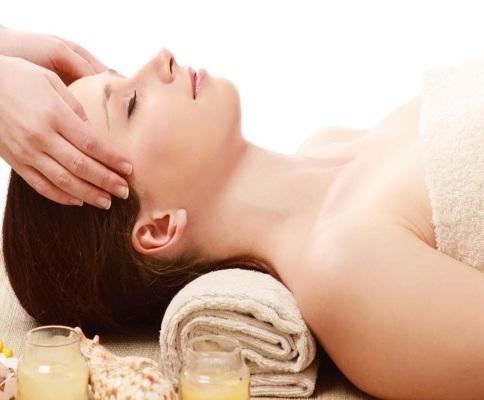 Các bài massage mặt tốt nhất cho bà bầu tháng cuối thai kỳ 1