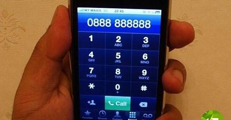 """Số điện thoại VIP 0888 888 888 """"giết hại"""" 3 chủ nhân 1"""