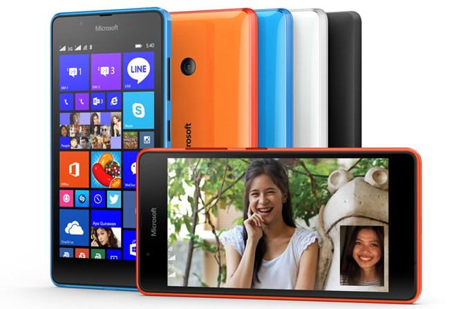 Lumia 540 - điện thoại 2 sim giá rẻ của Microsoft 2