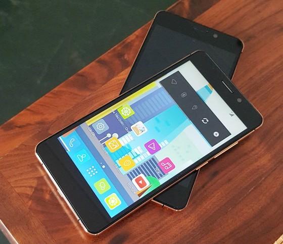Lộ diện smartphone Việt Nam mỏng, đẹp không thua kém iPhone 6 3