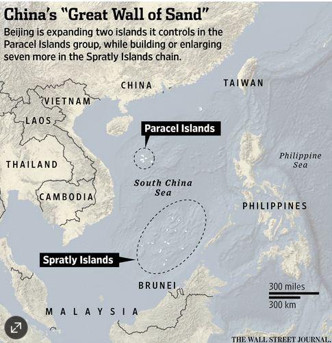 Bằng chứng cho thấy Trung Quốc xây dựng đường băng ở Trường Sa 6
