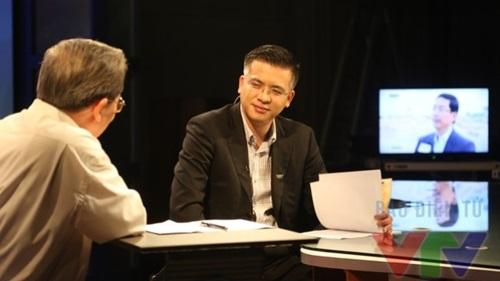 BTV Quang Minh từng bỏ du học Pháp để ở lại VTV 7
