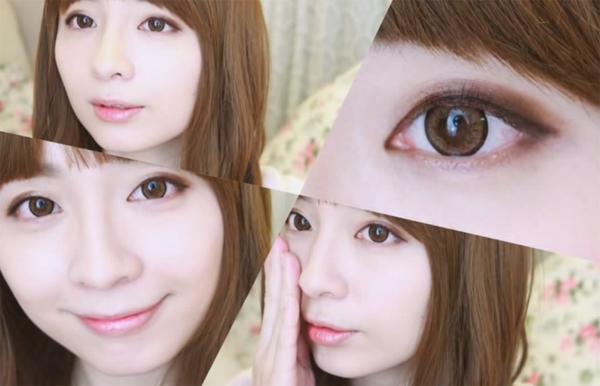 Làm đẹp với 4 cách kẻ mắt long lanh như sao Hàn 1