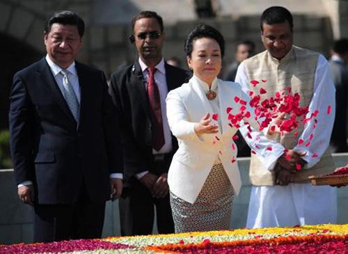 Trung Quốc nói truyền thông quốc tế say mê phu nhân Tập Cận Bình 4