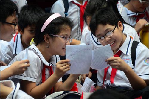 Sở GD-ĐT Hà Nội thông tin phương án tuyển sinh lớp 6 của các trường 1