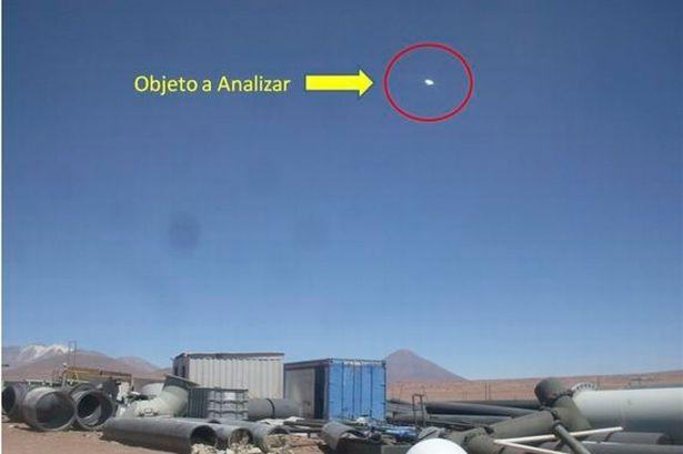 Vật thể lạ (UFO) là có thật? 2