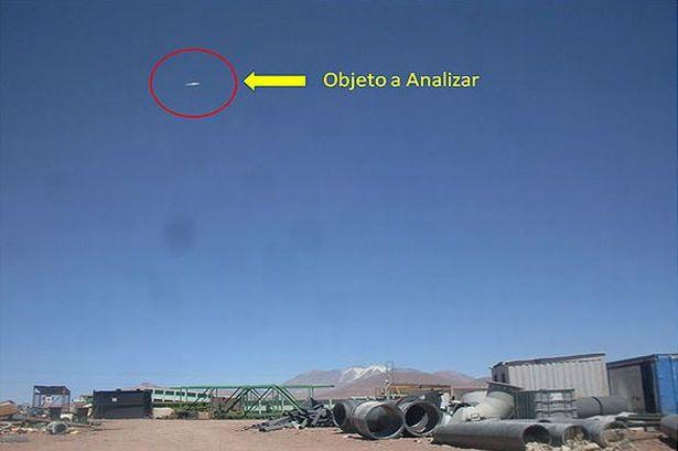 Vật thể lạ (UFO) là có thật? 3