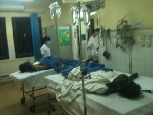 6 người bị cháy bí ẩn ở Quảng Ninh:
