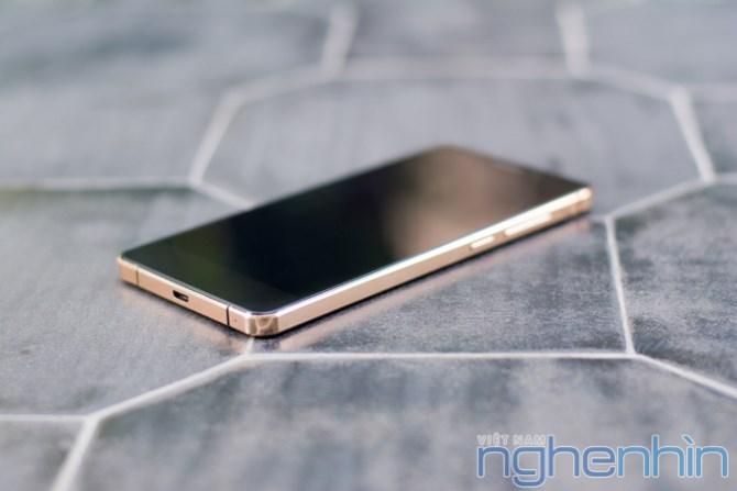 Mobiistar hé lộ smartphone mạ vàng 18K Prime X 3