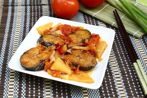 Món ngon mỗi ngày: Món sốt cà chua đưa cơm cực ngon 2