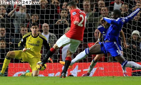 Chelsea vs Man Utd: Hang hùm Stamford Bridge 1