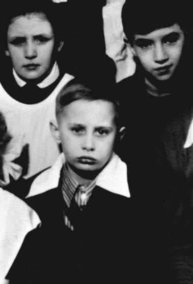 Những bức ảnh hiếm thời trẻ của Tổng thống Putin 1