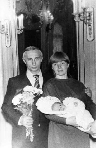 Những bức ảnh hiếm thời trẻ của Tổng thống Putin 8