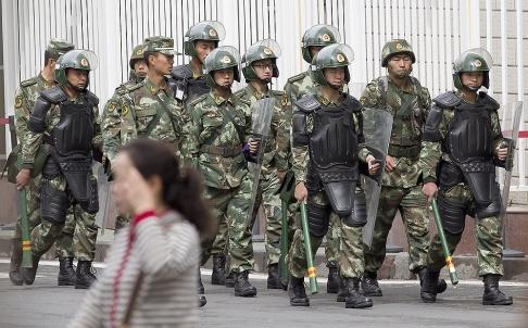 """Trung Quốc bắn chết """"2 nghi can khủng bố"""" định vượt biên sang Việt Nam 1"""