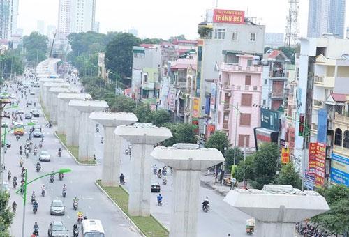 Sẽ chi khoảng 1.300 tỷ mua đoàn tàu cho đường sắt Cát Linh-Hà Đông 1